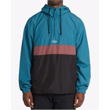 Billabong Wind Swell Anorak Black Men's Jacket Lowest Price