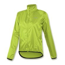 Brugi K124 Women's Bike Jacket Yellow Green Lowest Price