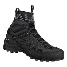 Salewa Wildfire Edge Mid Gtx Black Black Men's Shoes Lowest Price