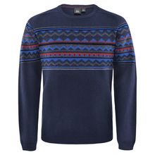 Elevenate Montagne Knit Men's Sweater Dark Ink Lowest Price