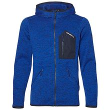 O'Neill Piste Hood Man's Fleece Jacket Surf Blue Lowest Price