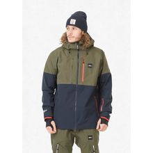 Picture Stone Jacket Men's Dark Army Green Lowest Price