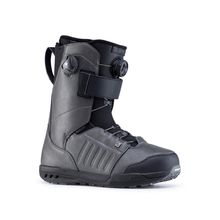 Rid Deadbolt Boa Snowboard Boots Black Grey Lowest Price