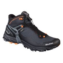 Salewa Ultra Flex Mid Gtx Men's Shoes Black Holland Lowest Price
