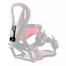 Spark R&D Forward Lean Black With Screw Pair Lowest Price