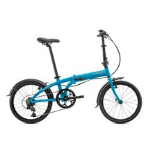 Tern Link B7 Folding Bike Blue Silver Mango Lowest Price