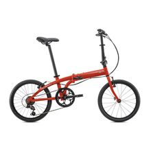 Tern Link B7 Folding Bike Red White Lowest Price