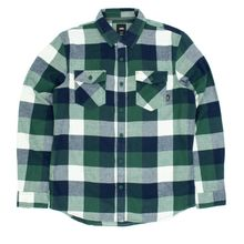 Vans Box Flannel Men's Shirt Pine Needle Dress Blues Lowest Price