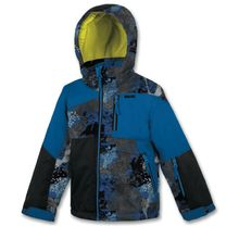 Brugi YS4P Junior Boy Snowboard Jacket Blue Lowest Price