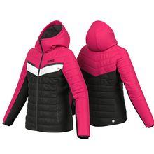 Colmar Lake Louise Woman's Ski Jacket Frozen Berry White Lowest Price