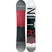 Nitro Team Wide All-terrain Snowboard Lowest Price