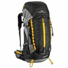 Black Crevice Centennial Black Mountaineering Backpack 60L Lowest Price