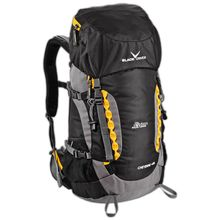 Black Crevice Centennial Black Mountaineering Backpack 45L Lowest Price