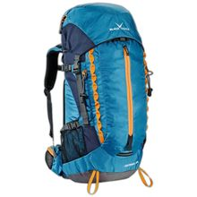 Black Crevice Centennial Blue Mountaineering Backpack 60L Lowest Price