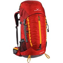 Black Crevice Centennial Red Mountaineering Backpack 60L Lowest Price