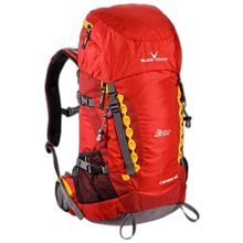 Black Crevice Centennial Red Mountaineering Backpack 45L Lowest Price