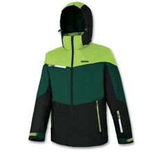 Brugi AF1Y Men's Ski Jacket Black Lowest Price