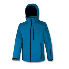 Brugi AF4C Sky Blue Men's Ski Jacket Lowest Price