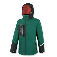 Brugi AF4I Men's Snowboard Jacket Green Lowest Price