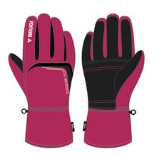Brugi J615 Junior Girl Ski Gloves Pink Lowest Price