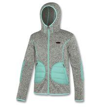 Brugi JD2V Junior Girl Fleece Jacket Grey Lowest Price