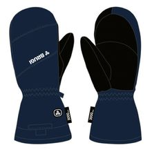 Brugi Ji46 Junior Ski Gloves Blue Lowest Price