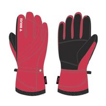 Brugi JU15 Junior Girl Ski Gloves Pink Lowest Price
