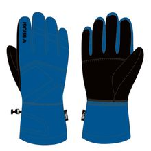 Brugi Jz13 Junior Ski Gloves Royal Blue Lowest Price