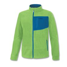 Brugi N54H Green Men's Fleece Jacket Trvalo Nízke Ceny