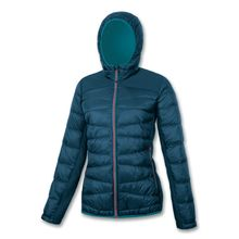 Brugi N82D Women's Quilted Jacket Blue Lowest Price