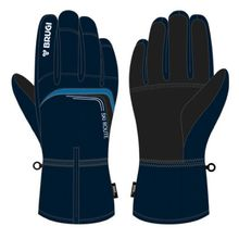 Brugi YS4G Baby Boys Girls Ski Gloves Blue Lowest Price