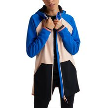 Burton Crown Wpf Long Fz Lapis Blue Women's Hoodie Lowest Price