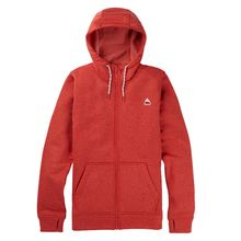 Burton Oak W Fz Cranberry Heather Women's Fleece Lowest Price