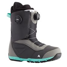 Burton Ruler Boa Men's Snowboard Boots Gray Teal 2021 Lowest Price