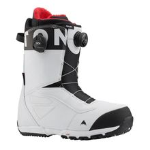 Burton Ruler Boa Men's Snowboard Boots White Black Lowest Price
