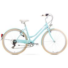 Romet Vintage Lady City 28 Blue City Retro Bike Lowest Price