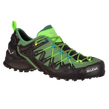 Salewa Wildfire Edge Gtx Men's Shoes Myrtle Fluo Green Lowest Price