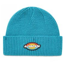 Vans Shorty Beanie Enamel Blue Lowest Price