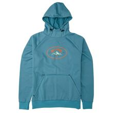 Billabong Downhill Hood Spray Blue Lowest Price