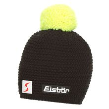 Eisbär Jamie Pompon Sp 909 Black Yellow Beanie Lowest Price