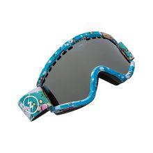 Electric Egv Mindblow Blue Brose Silver Chrome Goggles Lowest Price