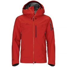 Elevenate Bec de Rosses Men's Freeride Jacket Red Glow 2021 Lowest Price