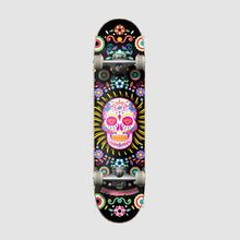 Hydroponic Complete Skate Mexican Skull Black Lowest Price