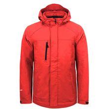 Rukka Posio Man's Insulated Ski Jacket Red Lowest Price
