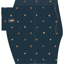 Billabong Collide Layback Mens Shorts Navy Lowest Price