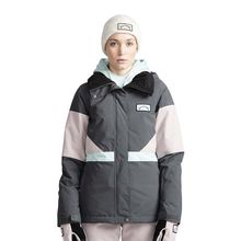 Billabong Say What Woman's Snowboard Jacket Iron Lowest Price