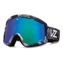 VonZipper Cleaver John Jackson Quasar Chrome Snow Goggles Lowest Price