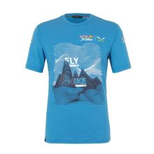 Salewa X-Alps Cloisonne Fly&Hike Men's T-Shirt Lowest Price