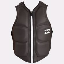 Billabong Riot Wake Vest On Watersports Black Lowest Price