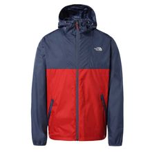 The North Face Cyclone Vintage Indigo Rococco Red Men's Jacket Lowest Price